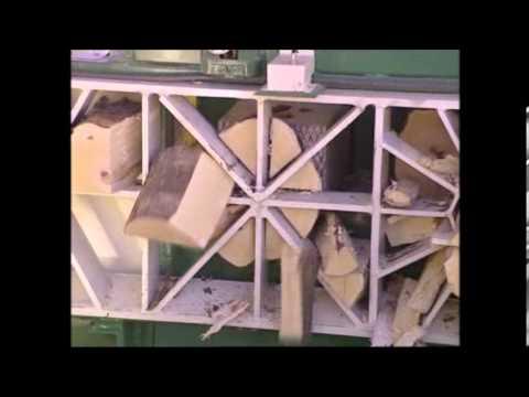 TLC 1400 Pezzolato firewood processor