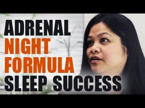 Adrenal Night Formula Sleep Success