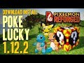 POKE LUCKY MOD 1.12.2 minecraft - how to download and install [a Pixelmon lucky block] (with forge)