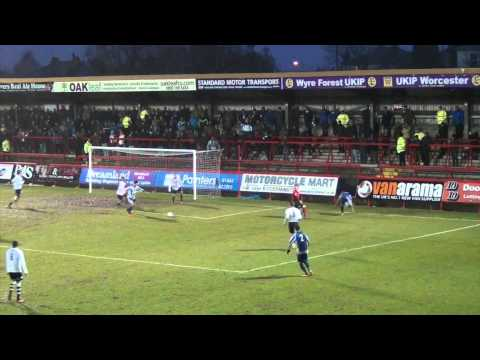 Worcester City v Hednesford Town Boxing Day