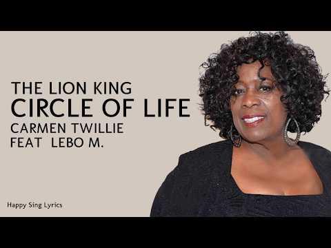 The Lion King  Circle Of Life - Carmen Twillie Lebo M