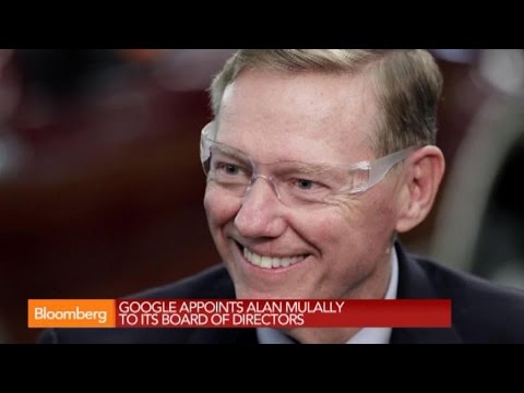 Why Alan Mulally Is Joining Google's Board