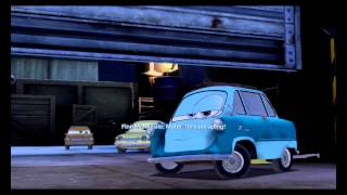 Cars 2 (Game) Trailer