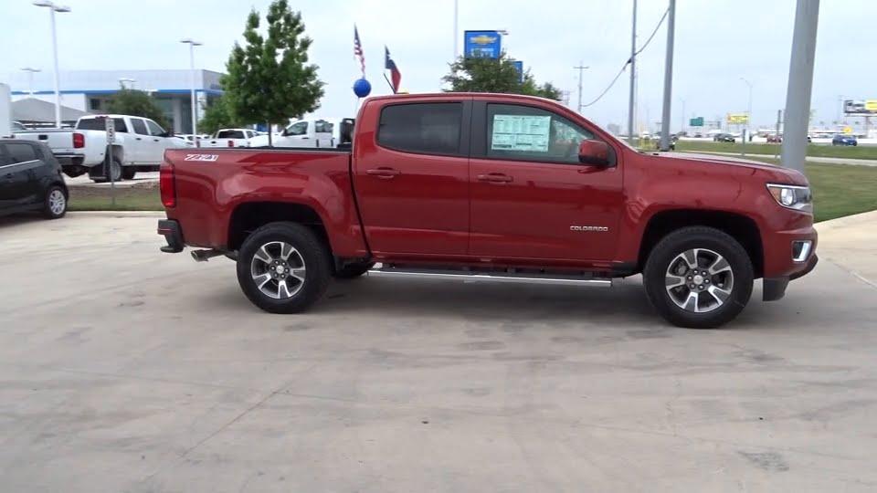 Gunn Chevrolet San Antonio 2016 Chevrolet Colorado San Antonio, Houston, Austin, Dallas ...