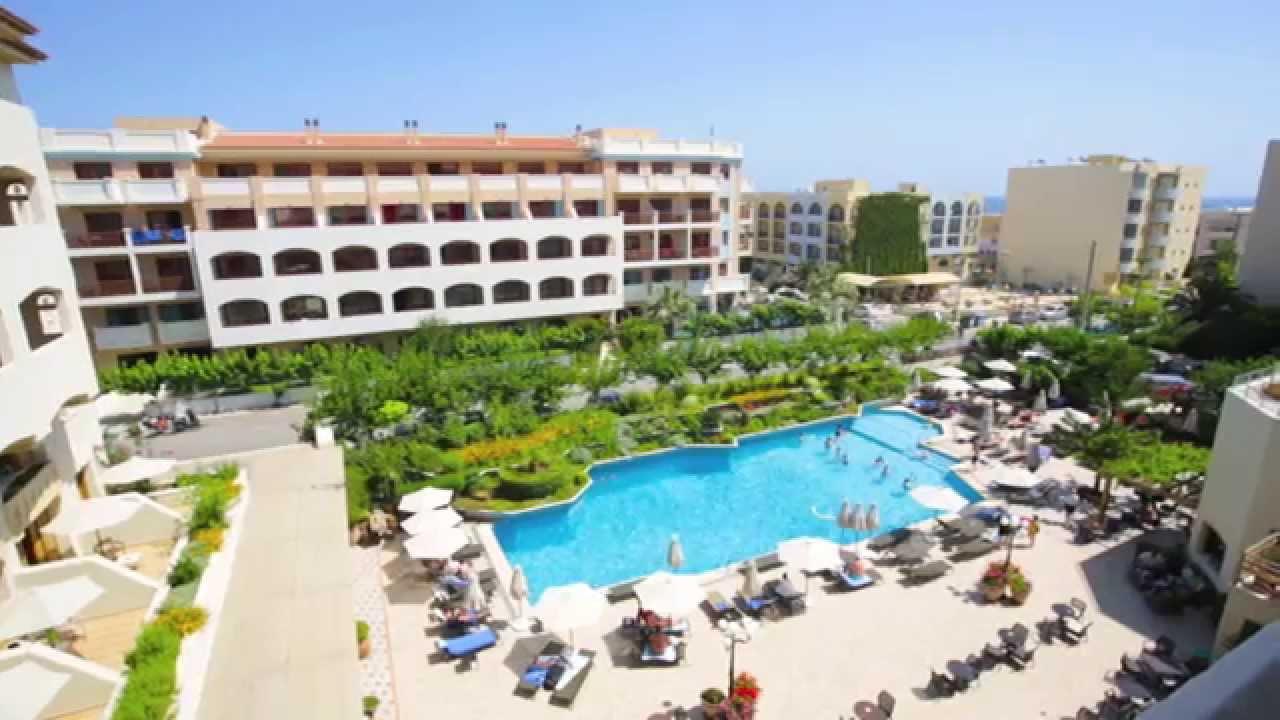 Hotel Theartemis Palace Rethymnon Kreta