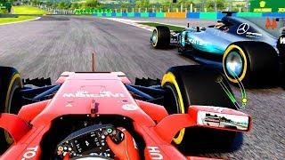 POSSIAMO DAVVERO CREDERCI ORA? F1 2017 Carriera Ferrari