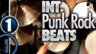 Intermediate Punk Rock Drum Beats