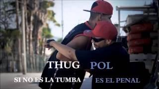 Si no es la tumba es el penal Thug pool instrumental