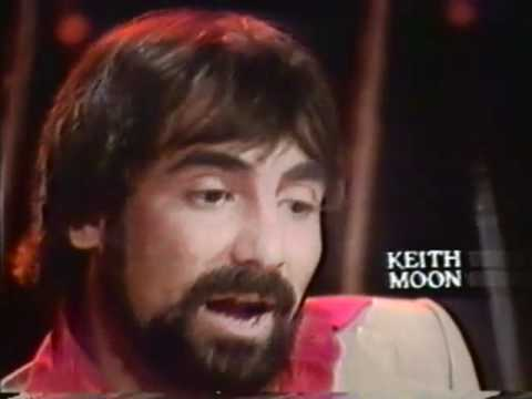 Keith Moon, Melissa Manchester, and Billy Preston chat on U.S. TV 1977