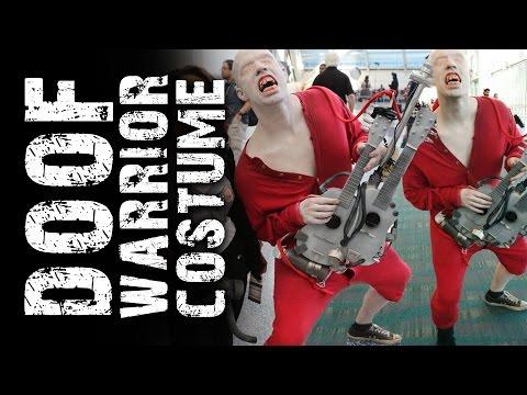 Doof Warrior Costume - Mad Max