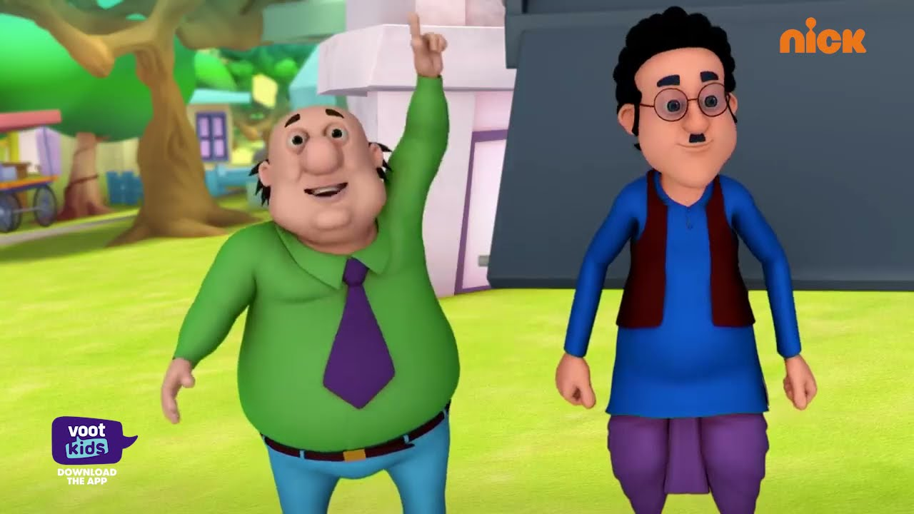 Motu Patlu | मोटू पतलू S1 | Furfurinagar Tower | Episode 272 Part 1 | Voot Kids