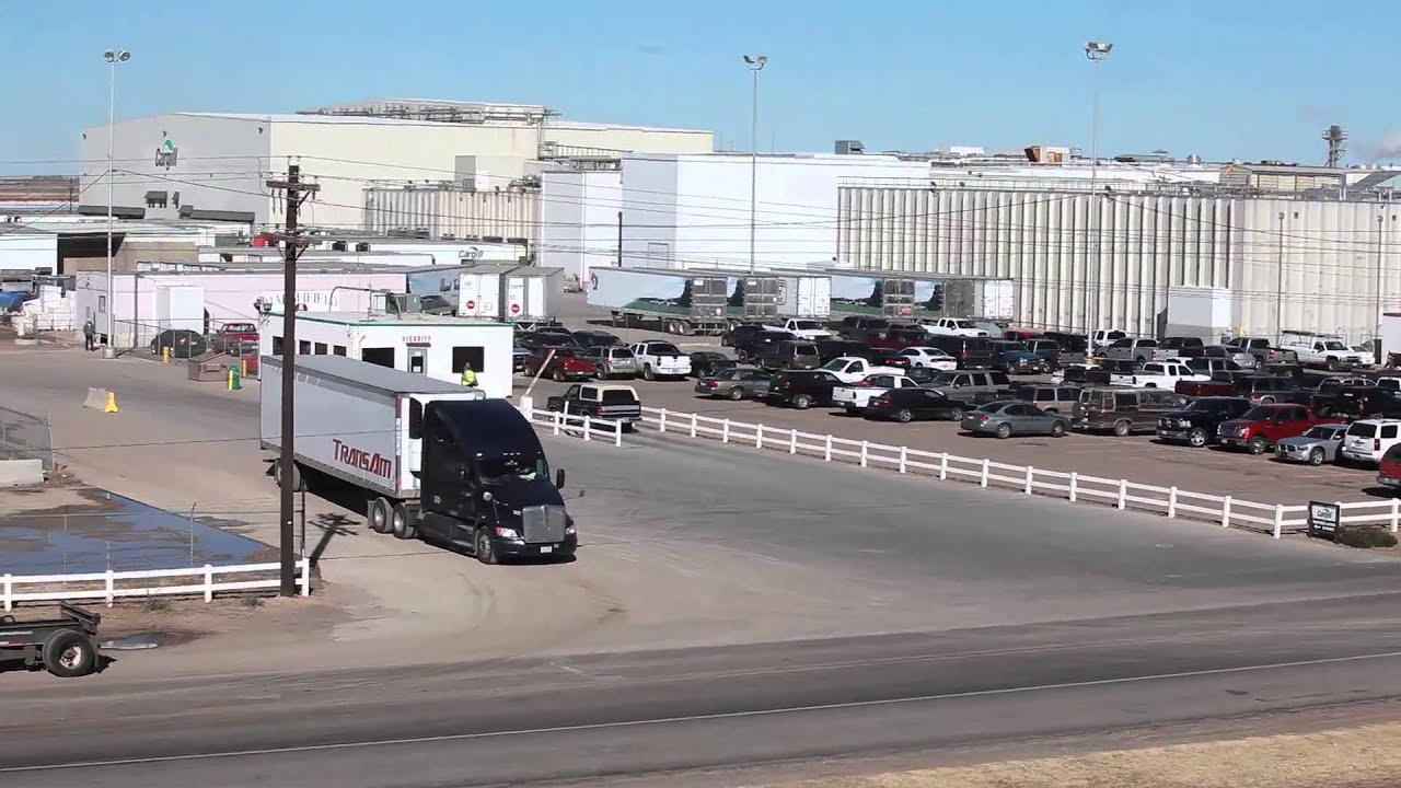 Cargill Closing Plainview Beef Processing Plant Youtube