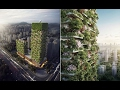 This Chinese Green Towers will be Asia's first Vertical Forest