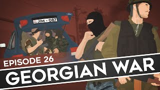 Feature History: The Start of Russo-Georgian War thumbnail