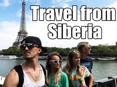 13 countries in 13 minutes/Travel from Siberia