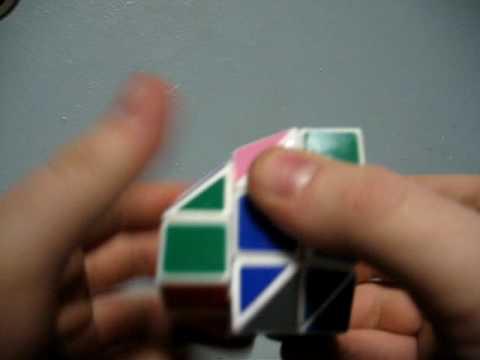 White Half Truncated Cube