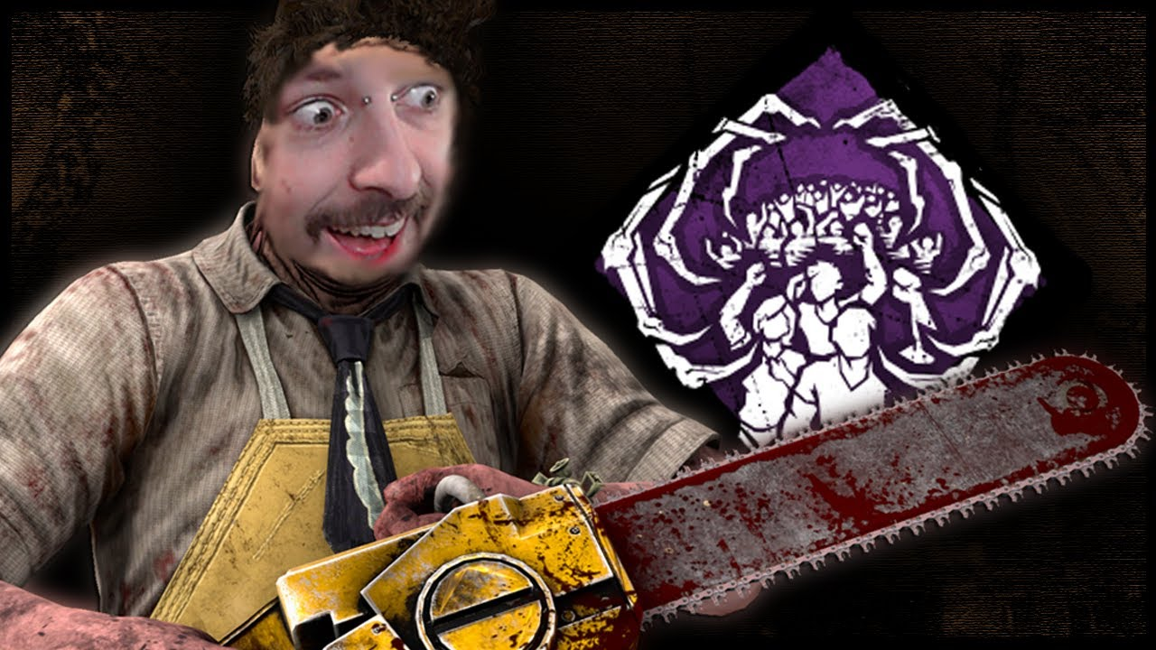 """""""Turn Off Your Brain"""" Bubba   Dead by Daylight Killer Builds"""