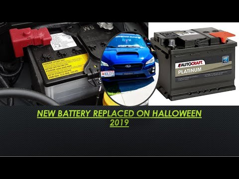 Replaced My Panasonic Battery P0606 Code Cobb AP On Halloween 2019