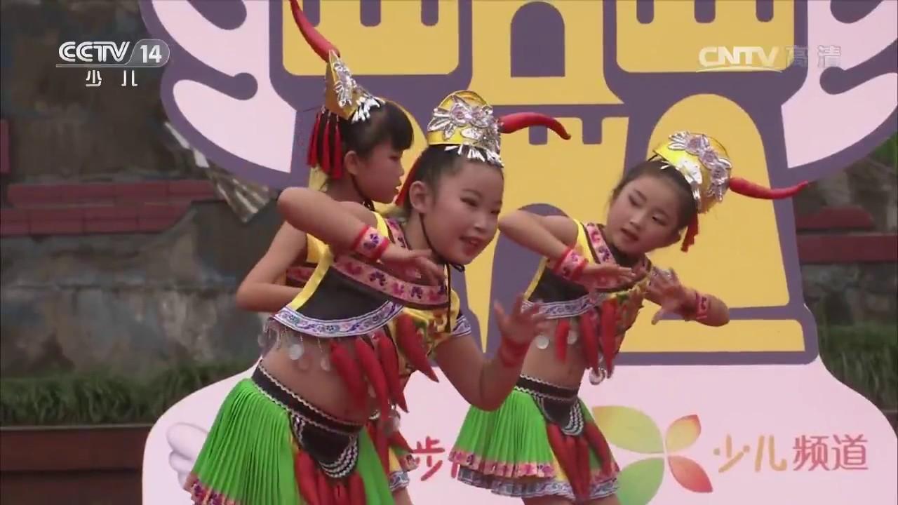 20170114 大手牵小手 舞蹈辣椒乐 表演:贵州省贵阳市双双舞蹈学校