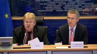 NATO Secretary General at the European Parliament, 30 MAR 2015, Q & A Session
