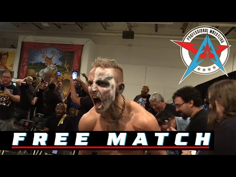 [FREE MATCH] Sami Callihan Vs Darby Allin - AAW Heavyweight Championship Match | AAW Pro