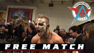[FREE MATCH] Sami Callihan vs Darby Allin - AAW Heavyweight Championship Match | AAW Pro
