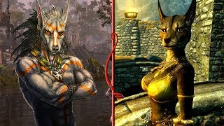 THE LILMOTHIIT - An Elder Scrolls Secret You May Not Know! (TES Lore)