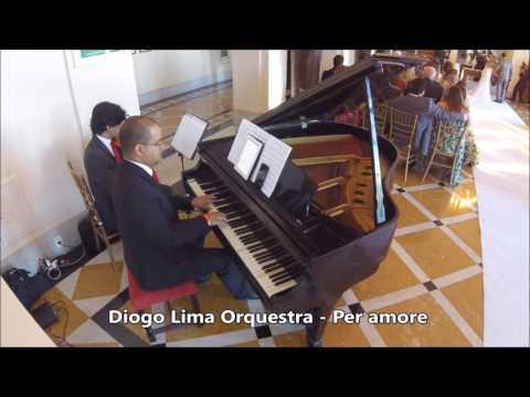 Diogo Lima Orquestra - Per amore / Copacabana Palace / Música para casamento RJ