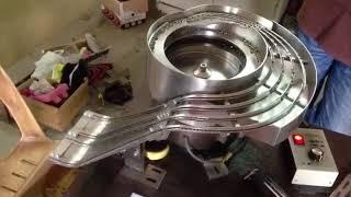 M3 Nut Vibratory Feeder System