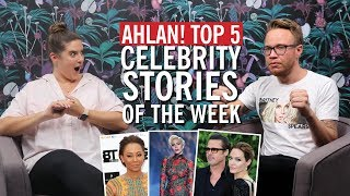 Ahlan! Top 5: In Pursuit Of Lady Gaga And Brangelina