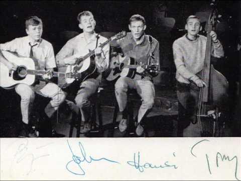 """Hootenanny Singers """"500 Miles"""""""