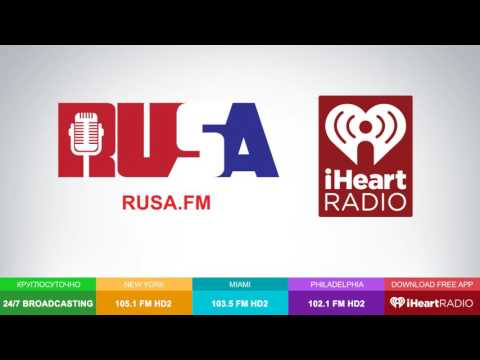 INSTRUCTIONAL VIDEO - RUSA Russian American Radio (August 09 2016 Edition)