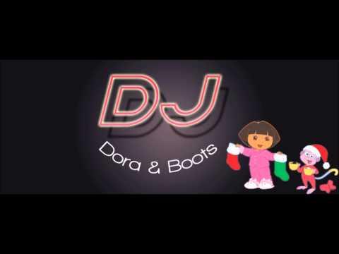 dj dora & boots mini set winter 2013