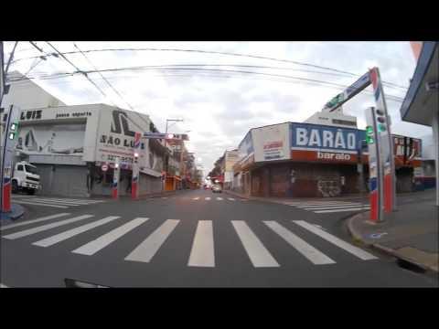 Centro de São Jose do Rio Preto centro de manhã - KAWASAKI NINJA - 250R
