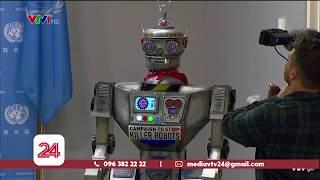 Giới chuyên gia kêu gọi kiểm soát robot sát thủ | VTV24