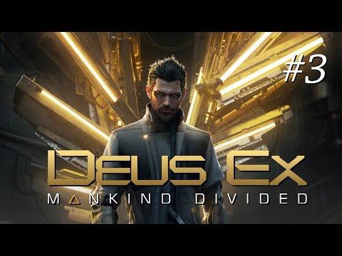 Deus Ex Mankind Divided #03 - Documentos Falsos y chip en el GO29   Gameplay Español