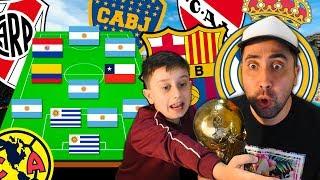 ADIVINA el CLUB DE FÚTBOL con FICHAJES 2019-20 *Difícil