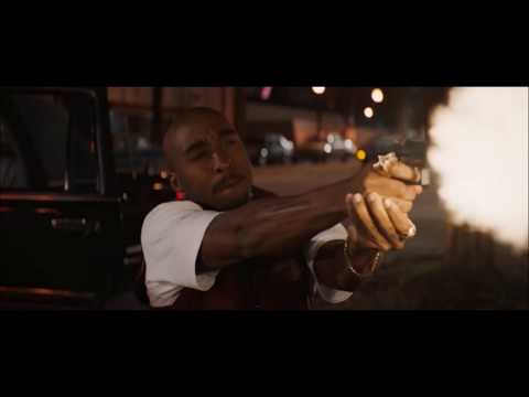 All Eyez on Me Tupac vs Racist Cops