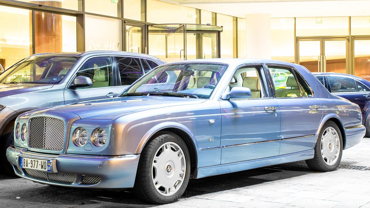 Bentley arnage diamond series 1 of 60 walkaround 2015 hq youtube vanachro Images