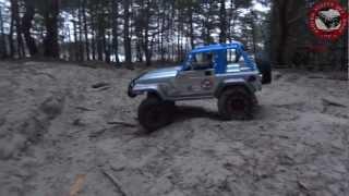 RC TRIAL Jeep Wrangler TJ Rubicon #6
