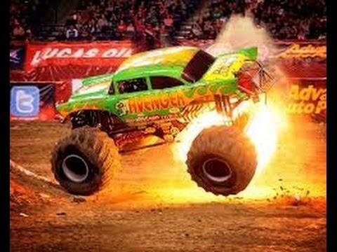Monster Truck Para Ni 241 Os Videos Monster Trucks Games