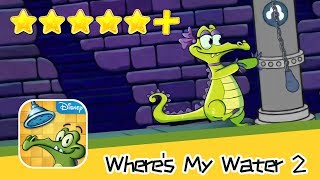 Where's My Water? 2 Level 110-111 Walkthrough All Levels 3 Stars! Recommend index five star