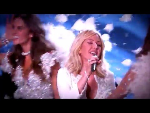 BEST PERFORMANCE OF ELLIE GOULDING IN VICTORIA S SECRET OF FIFTY SHADES OF GRAY -MARCH 03 -2016