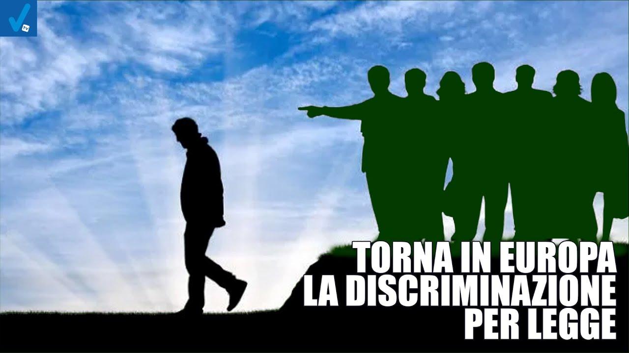 """Diego Fusaro: """"Con la tessera verde il regime introduce un nuovo strumento di controllo totalitario"""""""