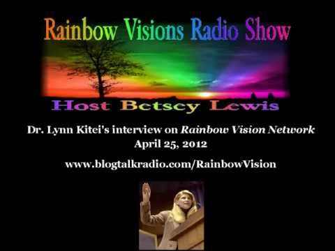 Dr. Lynne Kitei on THE PHOENIX LIGHTS with Betsey Lewis