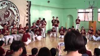 la laue ser mestre mestre calango grupo unio capoeira