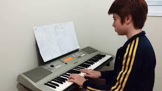Matheus Ueta - estudando 🎵 - Aquarela - Toquinho