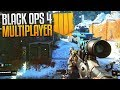 Black Ops 4 Multiplayer Gameplay! (Early Stream)