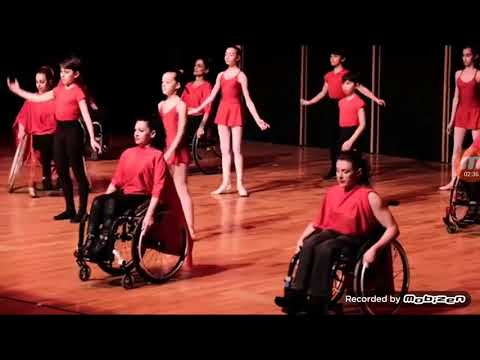 s'OTTOvoces-Wheelchair Dance Project -DEU state conservatory of İZMİR