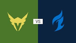 Full Match | Los Angeles Valiant vs. Dallas Fuel | Stage 1 Week 1 Day 3